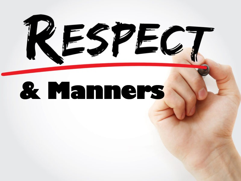 Respect and Manners in Islam - Muslims-life net